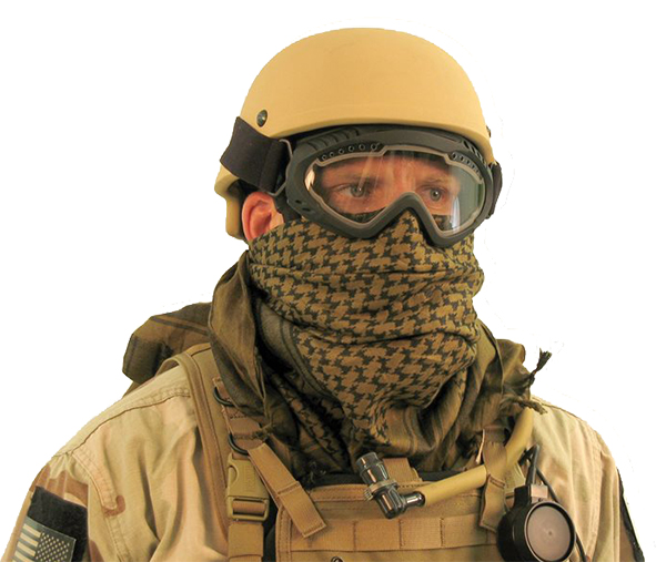 My BLACKHAWK! Special Operations Tactical Goggles Review